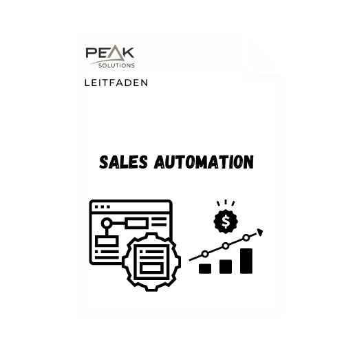 Leitfaden Sales Automation